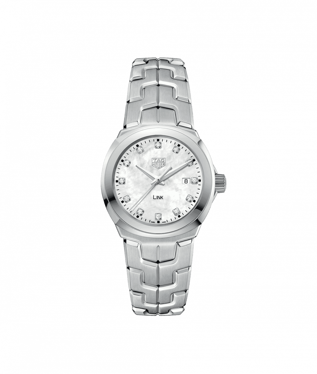 Tag-Heuer-Montre-Link-Quartz-Hall-of-Time-WBC1312-BA0600