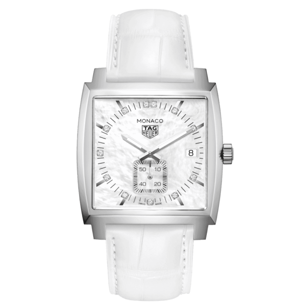 Tag-Heuer-Montre-Monaco-Quartz-Hall-of-Time-WAW131B-FC6247