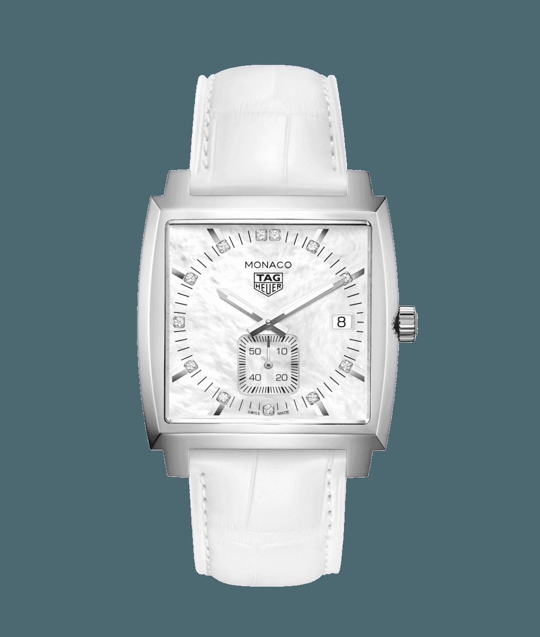 Tag-Heuer-Montre-Monaco-Quartz-Hall-of-Time-WAW131B-FC6247