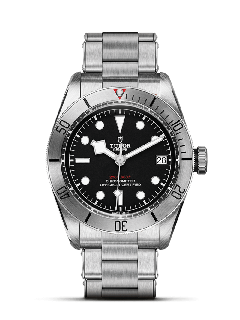 Tudor-Montre-Black-Bay-Steel-Hall-of-Time-Brussel-4754