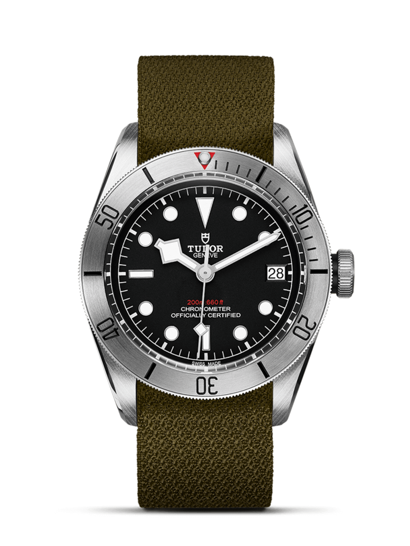 Tudor-Montre-Black-Bay-Steel-Hall-of-Time-Brussel-4756