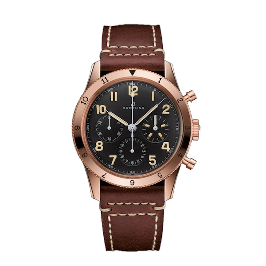 Breitling-Aviator-8-AVI-Ref1953-REEDITION-Hall-of-Time-RB0920131B1X1